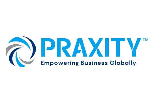 [Translate to Deutsch:] Logo von Praxity